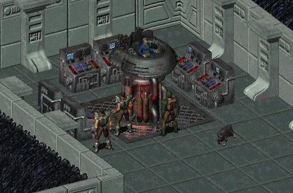 Fallout 1なんちゃってリプレイ Vaultから来た男:Log12「余所者」