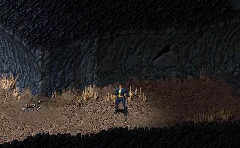 Fallout 1なんちゃってリプレイ Vaultから来た男:Log02「太陽」