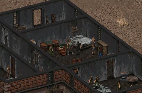 Fallout 1なんちゃってリプレイ Vaultから来た男:Log06「ネゴシエート」
