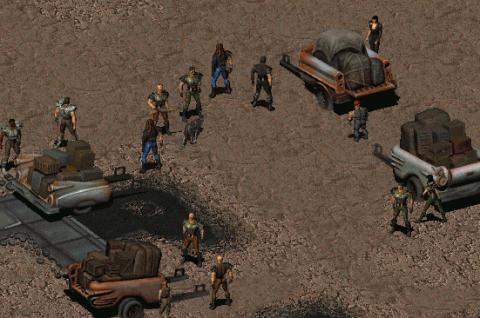 Fallout 1なんちゃってリプレイ Vaultから来た男:Log08「the Hub」
