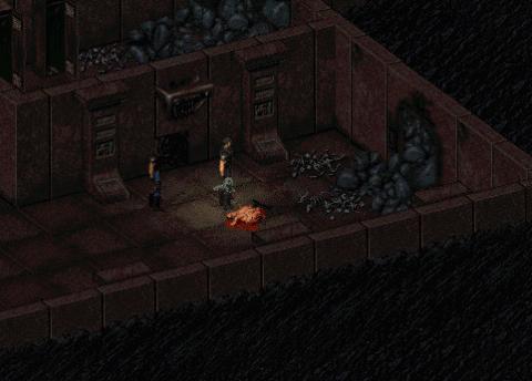 Fallout 1なんちゃってリプレイ Vaultから来た男:Log05「Vault 15」