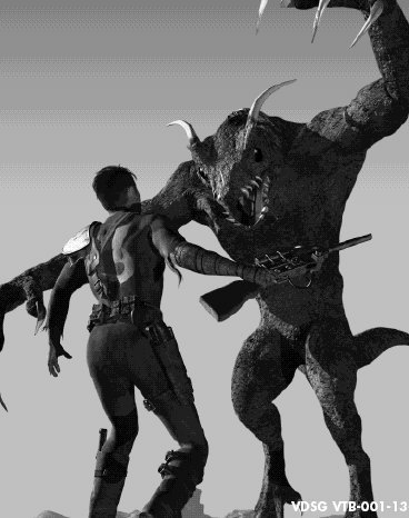 Fallout 1なんちゃってリプレイ Vaultから来た男:Behind the Scenes 13