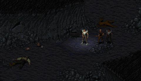 Fallout 1なんちゃってリプレイ Vaultから来た男:Log13「デスクロー」